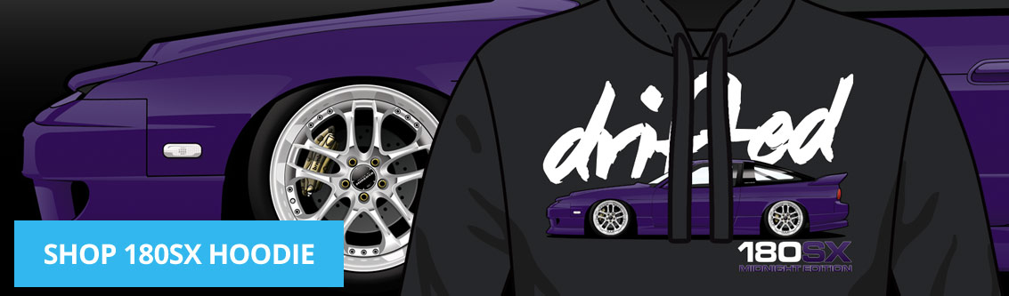 180sx Edition Hoodie