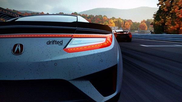 drifting game
