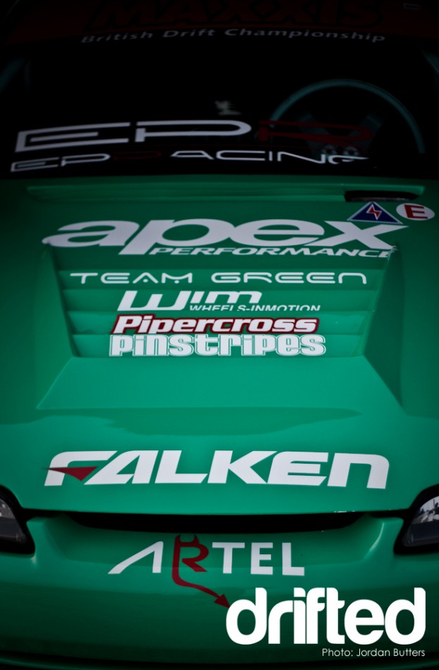 Team Green Falken Drift