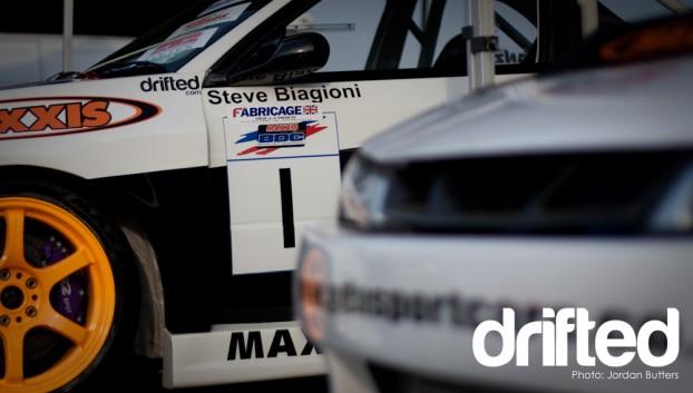 Baggsy Japspeed Subaru Drift Maxxis