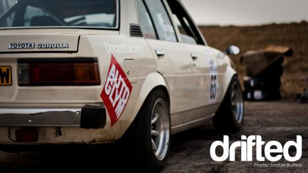 KE70 Corolla AE86 Drift