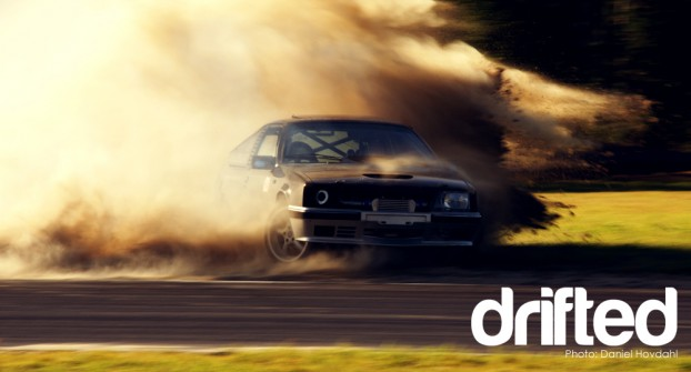 Opel in the Dirt