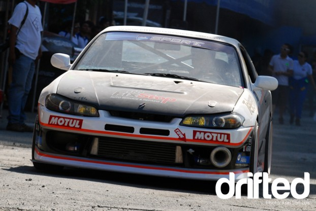 Nissan S15 Silvia - 2010 Lateral Drift Pro-Am Championship Round 1