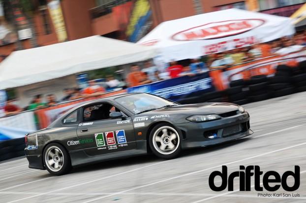 Nissan S15 Silvia Lateral Drift Championship