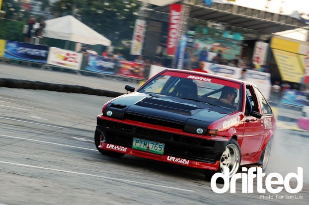 Toyota AE86 Corolla of Kevin Tayao