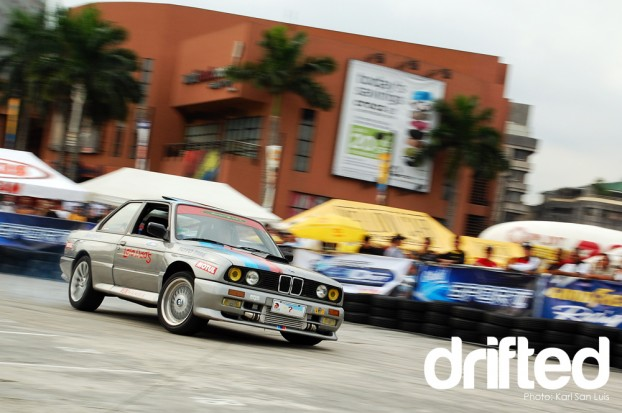 BMW E30 2009 Lateral Drift Championship Round 4