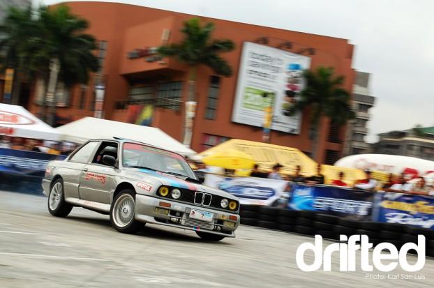 BMW E30 2009 Lateral Drift Championship Round 4