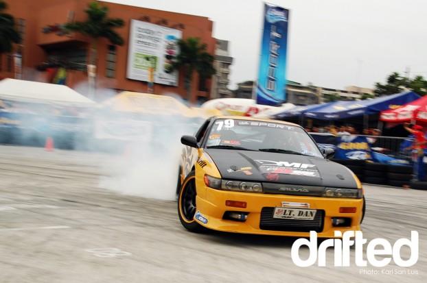 Nissan S13 Silvia 2009 Lateral Drift Championship Round 4