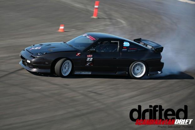 Black S13 Hatch