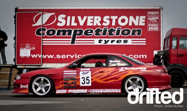 Silverstone Tyres S14a Drift