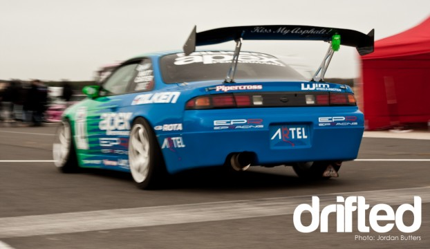 Team Green Team Falken Drift