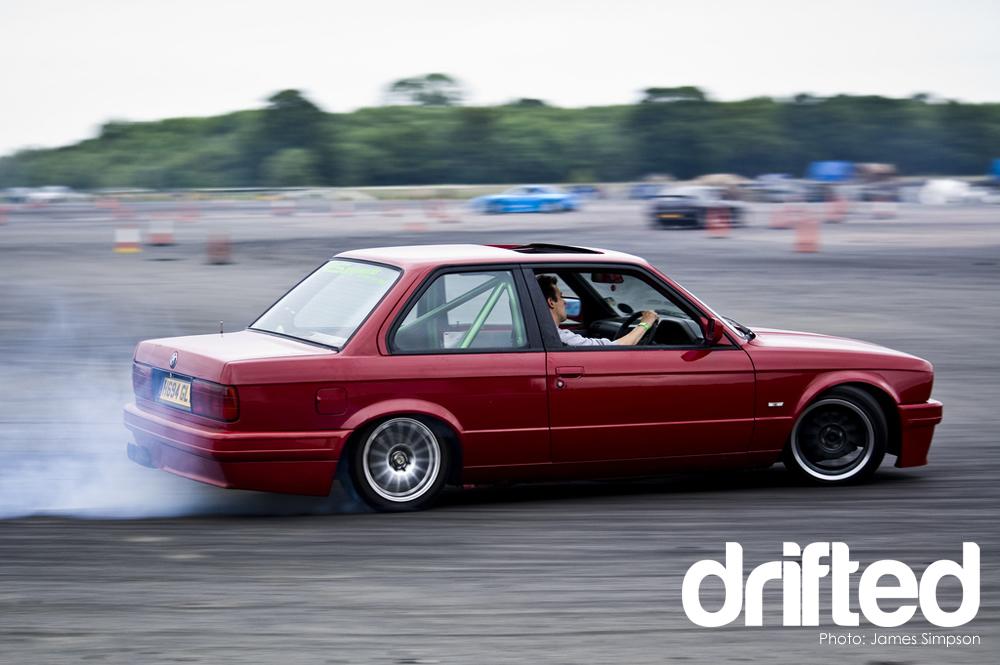 3 Series BMW Drifting