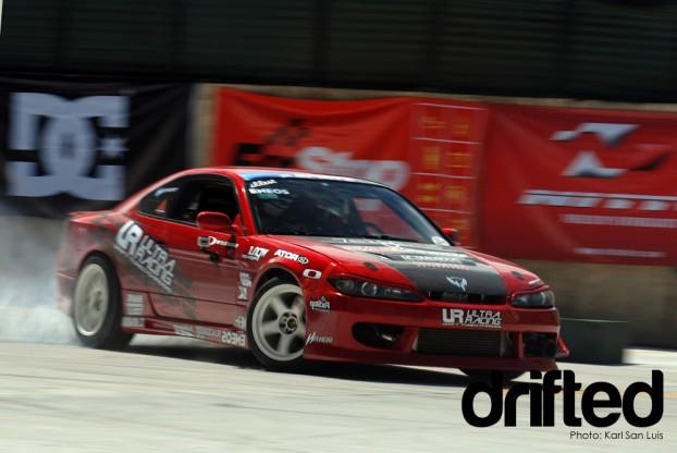 Ultra Racing Nissan S15 Silvia Brian Revilla