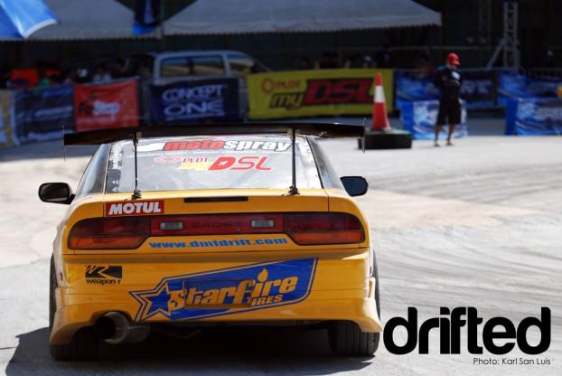 Team Yellowcab S13 Silvia Alex Perez
