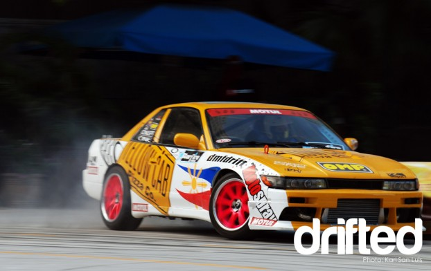 Team Yellowcab Nissan S13 Silvia Ryan Agoncillo