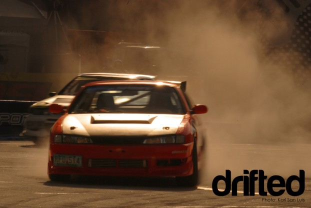 2010 Lateral Drift Championship Round 2 - Race