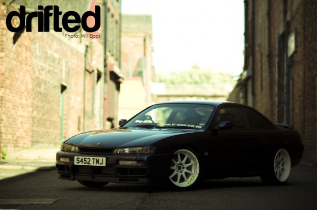 Nissan 200sx S14a Liverpool