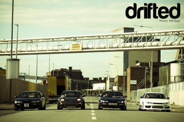 Nissan 200sx S13 S14a Liverpool