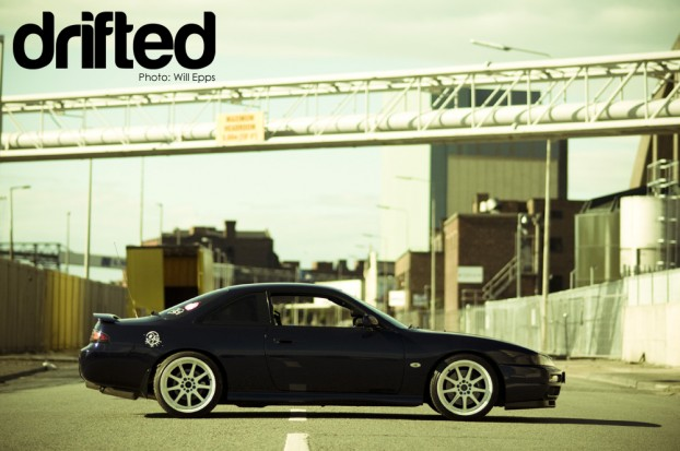 Nissan 200sx S14a Liverpool