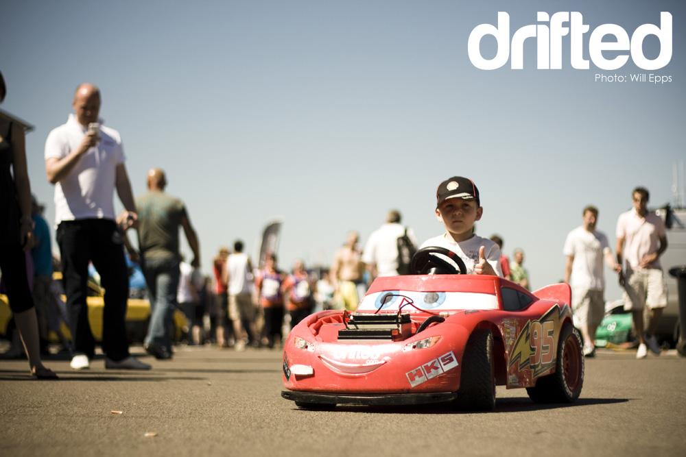 young drifter