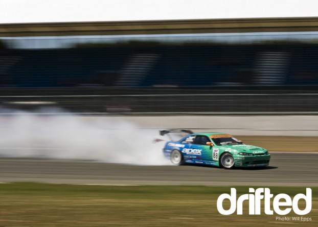 Alan Green Nissan S14.5
