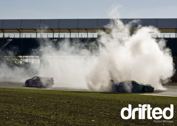 Team Green BDC Smoke Drift