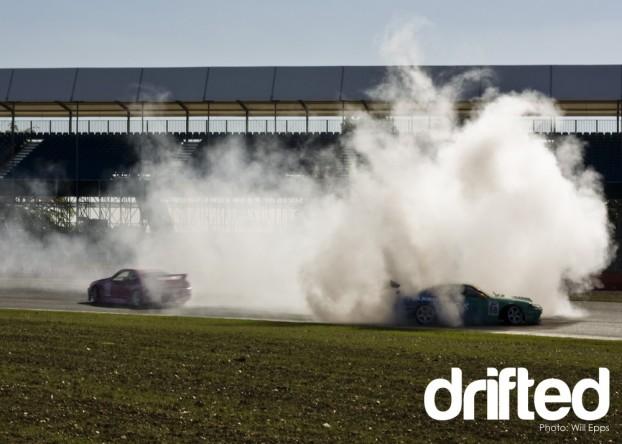 Team Green BDC Smoke Drift