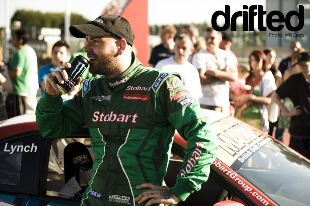 Shane Lynch BDC Silverstone