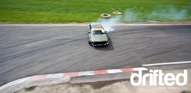 E30 BMW Drift