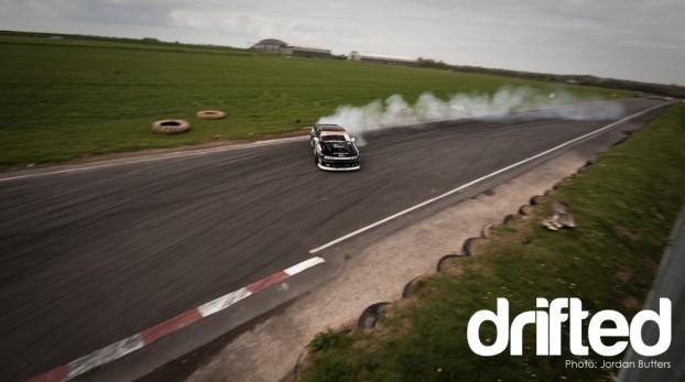 R32 Skyline drift