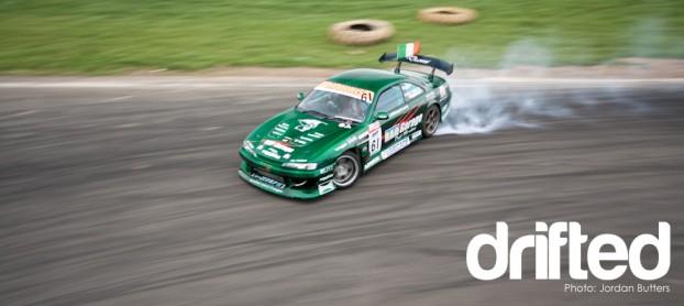 Kouki S14a drift