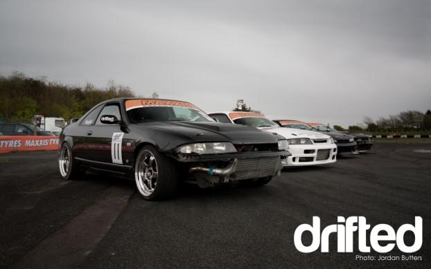 Skyline drift