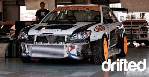 Subaru Impreza Drift