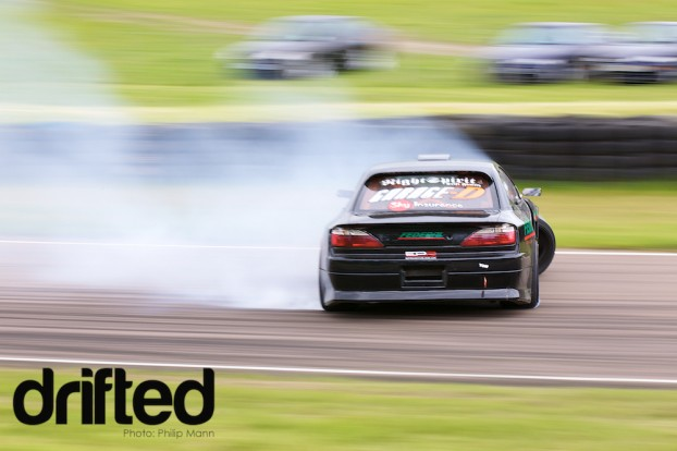 Phil Backwards at Lydden