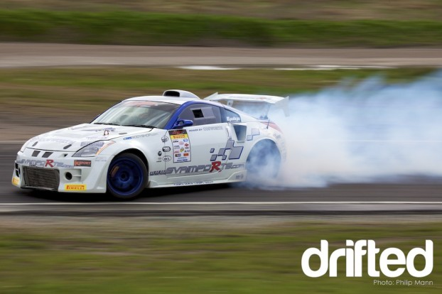Nissan 350Z at Knockhill