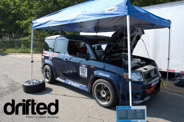 James Robinson's Honda Element