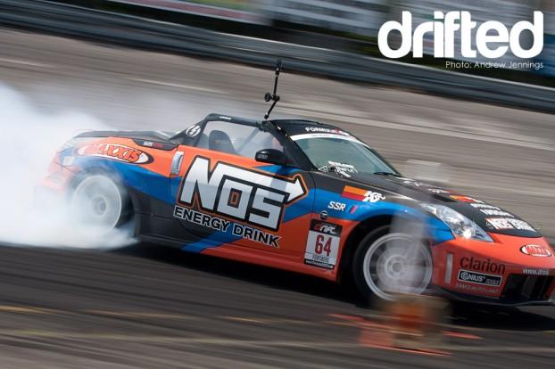 Chris Forsberg's NOS 350Z