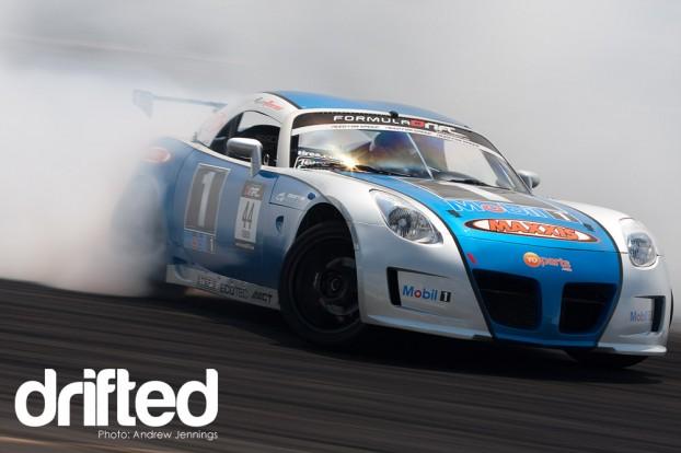 Ryan Tuerck drift