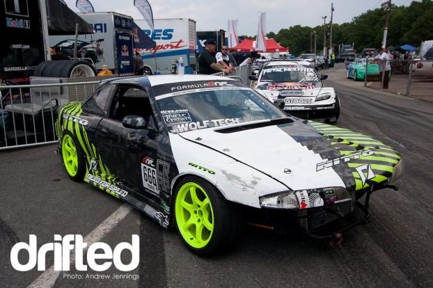Matt Powers Nissan 240SX