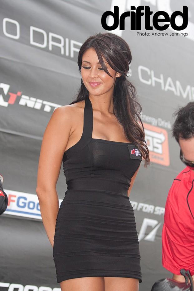 Miss Formula Drift 2010 Melyssa Grace