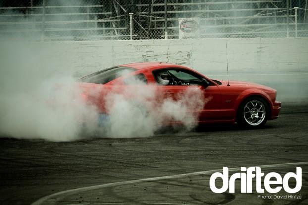 Evergreen Speedway Drift School 3