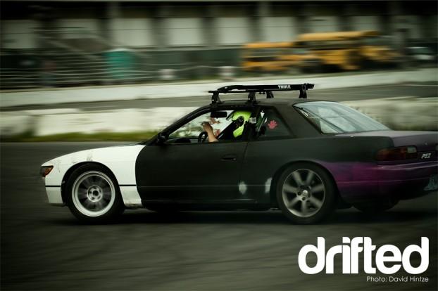 Evergreen Speedway Drift School 4
