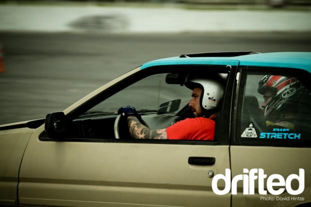 Evergreen Speedway Drift School 5