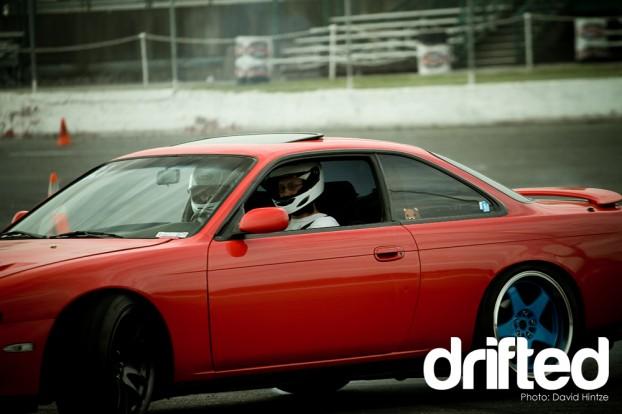 Evergreen Speedway Drift School 7