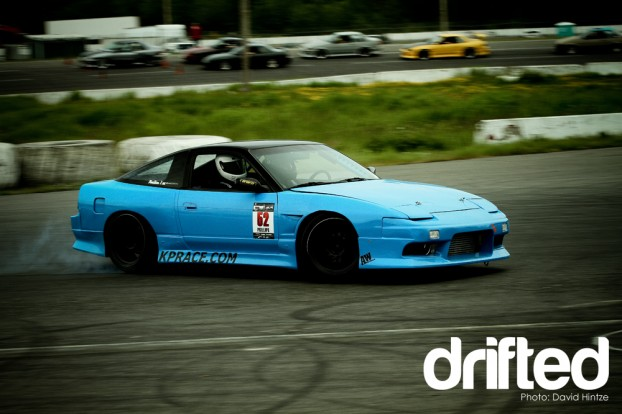 Evergreen Speedway Drift School 8