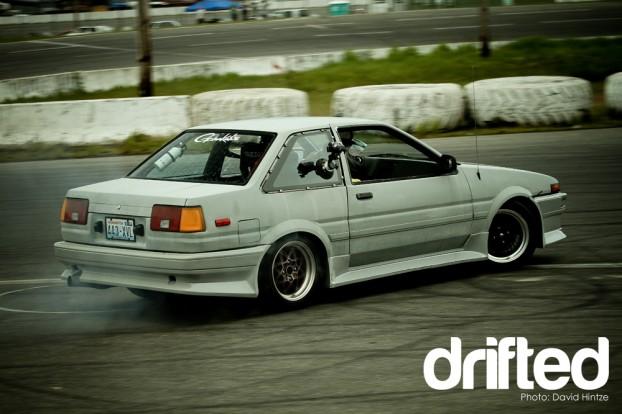 Evergreen Speedway Drift School 10