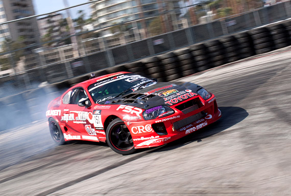 EVENT: Formula D Long Beach Recap