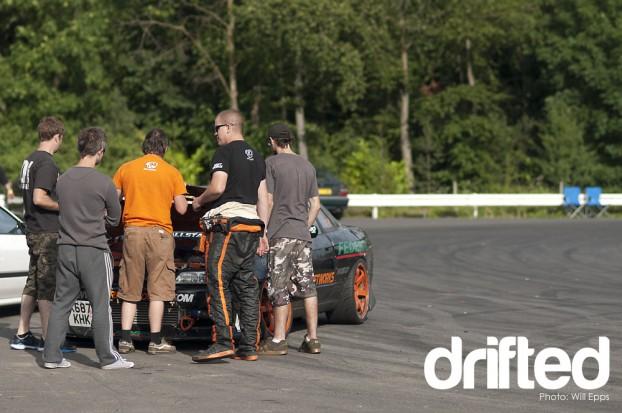 Bon Bon Driftworks R32 1JZ Conversion Nissan Toyota Drfiting