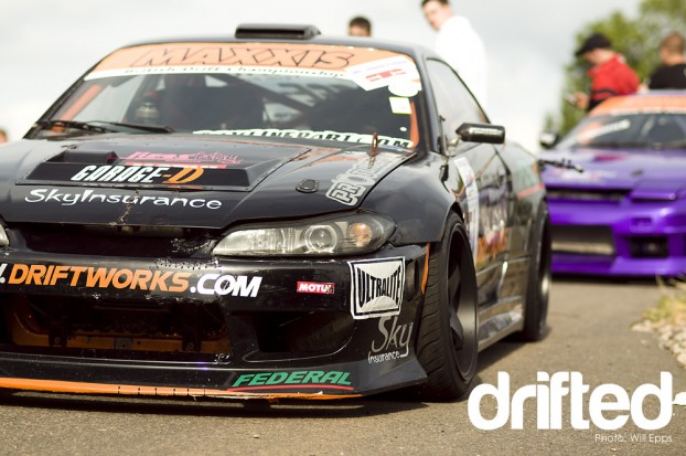 Driftworks S15 Silvia Import 200sx Nissan 2jz Conversion Toyota Engine Drifting