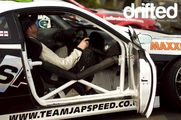 Danny Eyles Japspeed S15 Silvia 200sx Nissan Import Drifting Drift Team